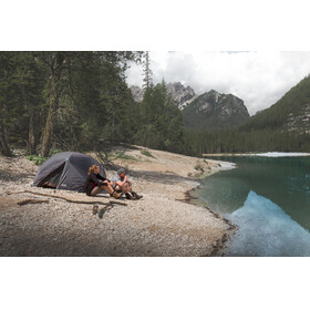 Campz Lacanau - Tente dôme 2 personnes - gris/bleu